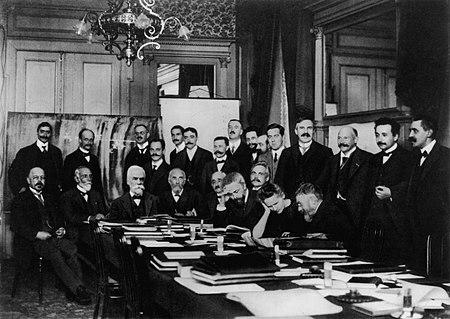 las conferencias de Solvay