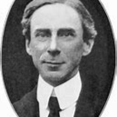 Bertrand Russell Born: May 18, 1872, Died: February 2, 1970 timeline