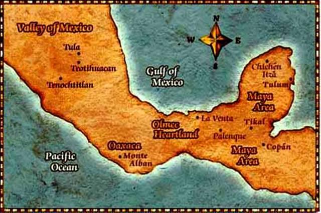 Aztecs Settle