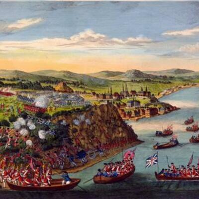 La guerre de Conquête et ses origines timeline