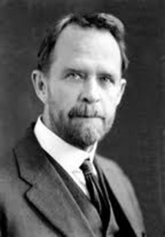 The Birth of Thomas Hunt Morgan