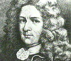 Pierre Le Moyne d'Iberville (1661-1706)