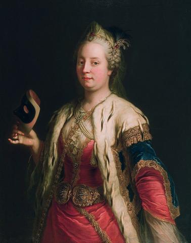 Marie-Thérèse d'Autriche (1717-1780)
