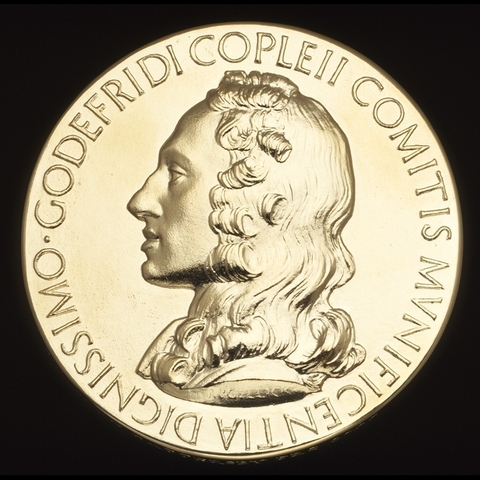 The Copley Medal of the Royal Society