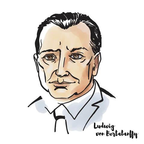 Ludwing Von Bertalanffy aportes frente teoría sistemas