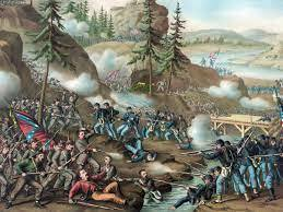 Battles of Gettysburg and Chattanooga.