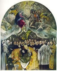 L'enterrament del comte d'Orgaz