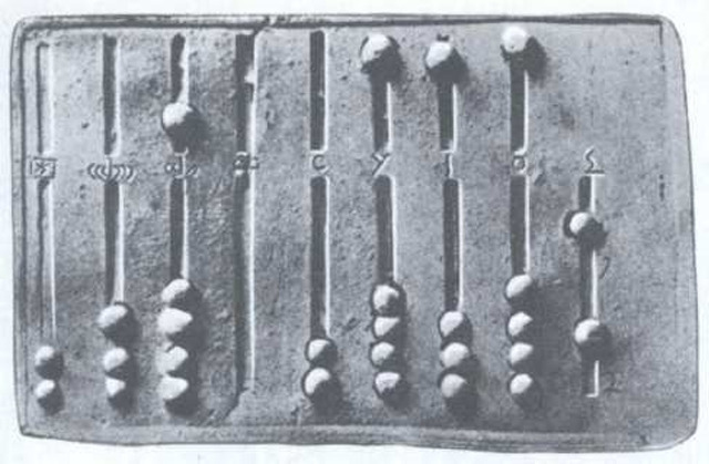 creation of abacus