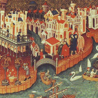 Partizioni fondamentali del Medioevo timeline