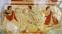 Etrusker: Aufstieg zur Seemacht