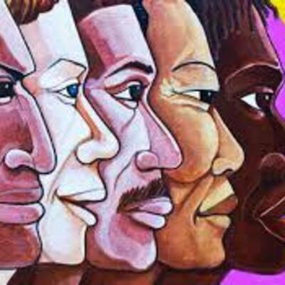 """""""Las relaciones de Interculturalidad en América Latina"""" timeline"""
