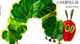 The Very Hungry Caterpillar by Eric Carle timeline