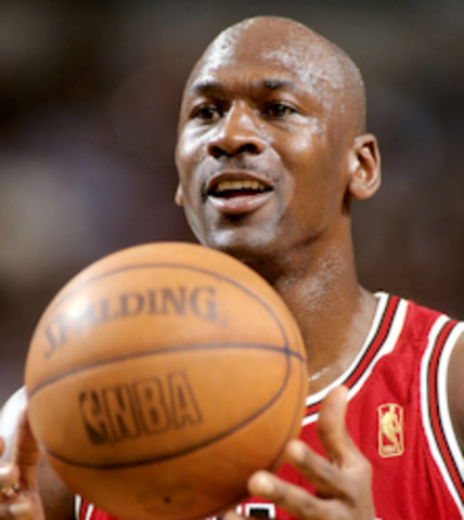 Michael Jordan wins 6th NBA championship