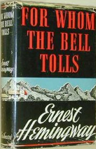 """""""For Whom the Bells Tolls"""" Published"""