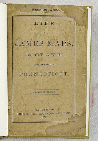 Mars Publishes his Autobiography