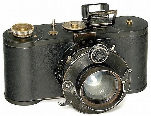 1913/1914 35mm still Camera