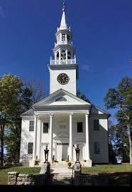 Mars Becomes a Member of the Norfolk Congregational Church