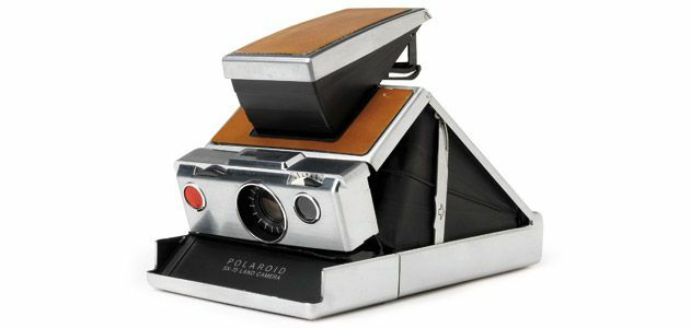 Instant Photography with the SX-70 Camera.