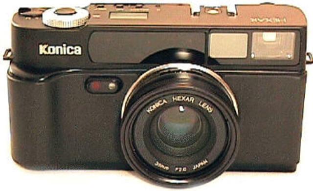Auto focus Camera.