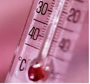 Criação do primeiro termômetro