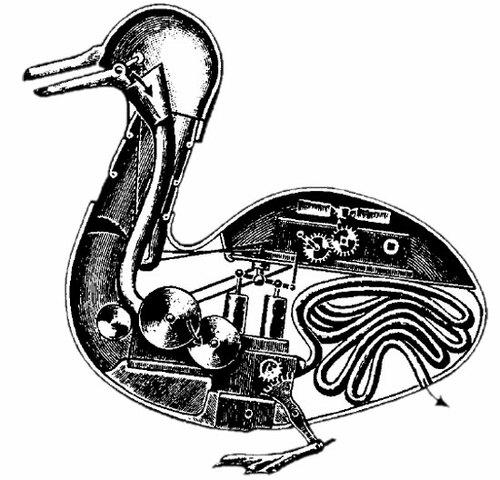 Pato mecánico
