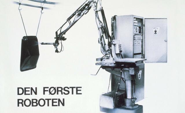 Robot de pintura por pulverización