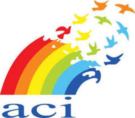 Fundación de ACI Alianza Cooperativa Internacional