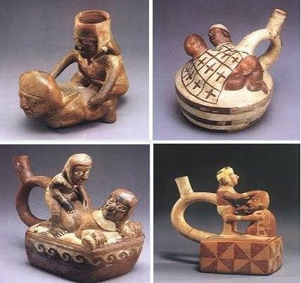 La gran cultura Moche o Mochica