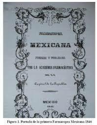 Farmacopea de herbolaria mexicana
