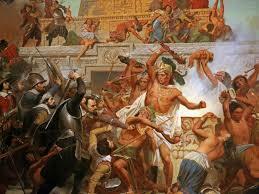 Enfermedades tras la caída de Tenochtitlan