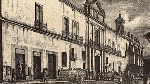 Primer estudiante de medicina de la Real Universidad de México