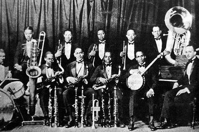 Louis Armstrong marries his second wife and joins the Fletcher Henderson Orchestra