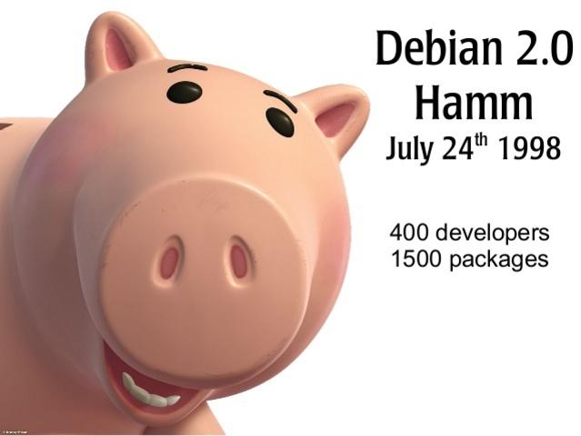 "Debian 2.0 ""Hamm"""