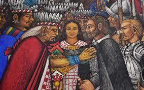 Alianza de Hernán con Tlaxcala