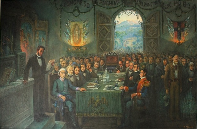 Primer Congreso de Anáhuac