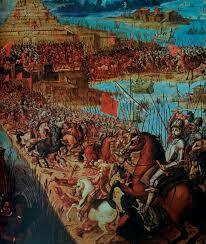 Rendición de Tenochtitlan