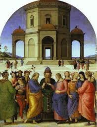 L'esposari de la Mare de Déu de Rafael