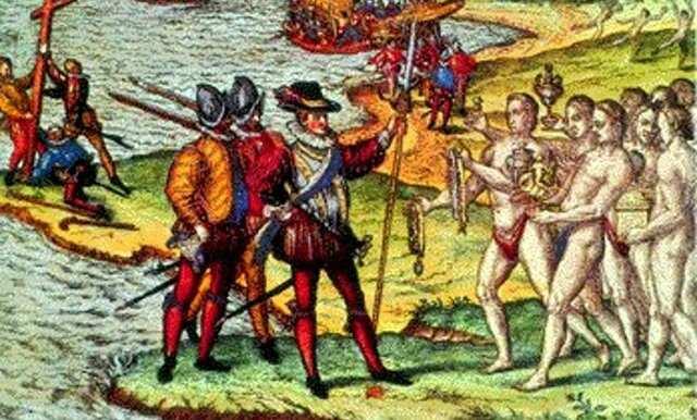 Conquista y colonización de Venezuela por los europeos