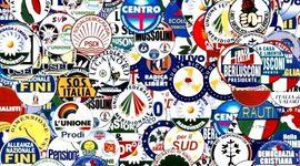 Storia dei partiti politici timeline