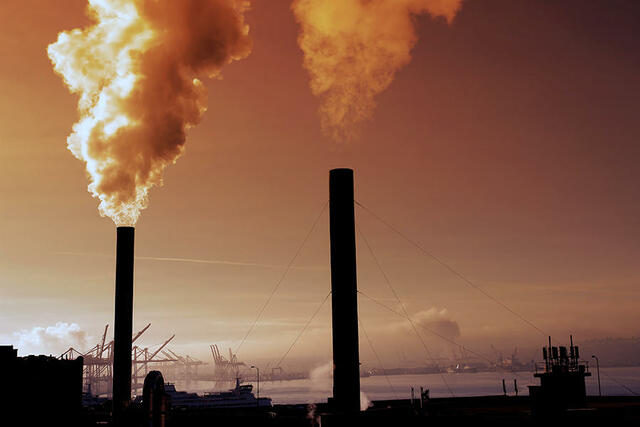 Air Pollution Starts to Become a Problem