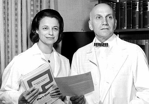 William Masters y Virginia Johnson