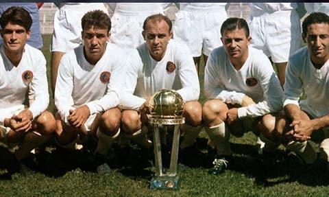 Surge la Copa Intercontinental