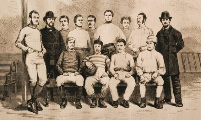 Se fundó el club más antiguo del mundo,