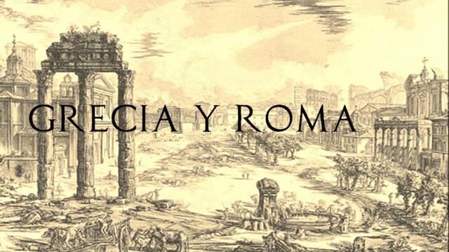 Atigua Grecia y Roma