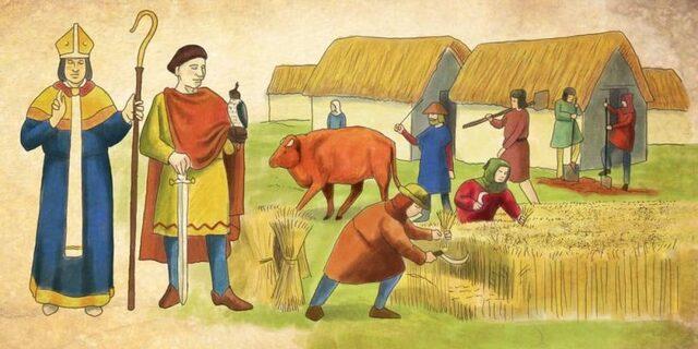 Edad Media siglo X Y XV