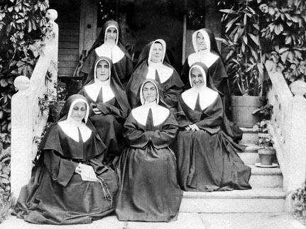 Hermanas religiosas católicas