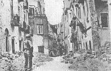 Napoli per la prima volta viene bombardata dalla RAF (Royal Air Force)