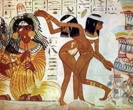 Danza en Egipto