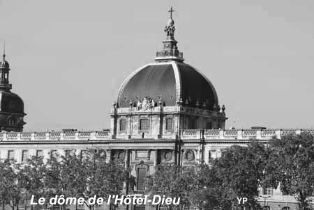 Hotel de Dieu de Lyon