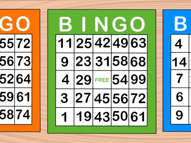 Lotería/Bingo